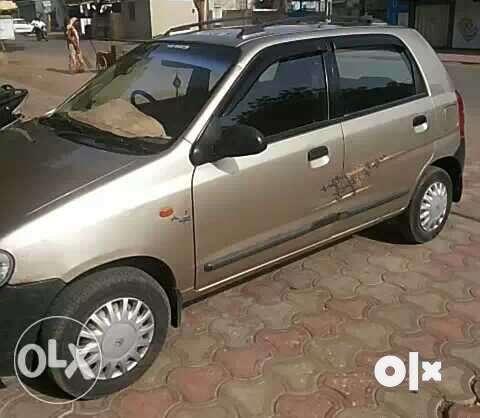2011 Maruti Suzuki Alto petrol 78690 Kms