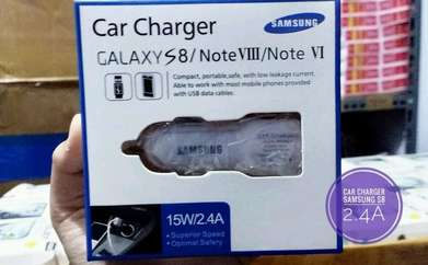 Charger mobil 2.4A Fast Charging Original