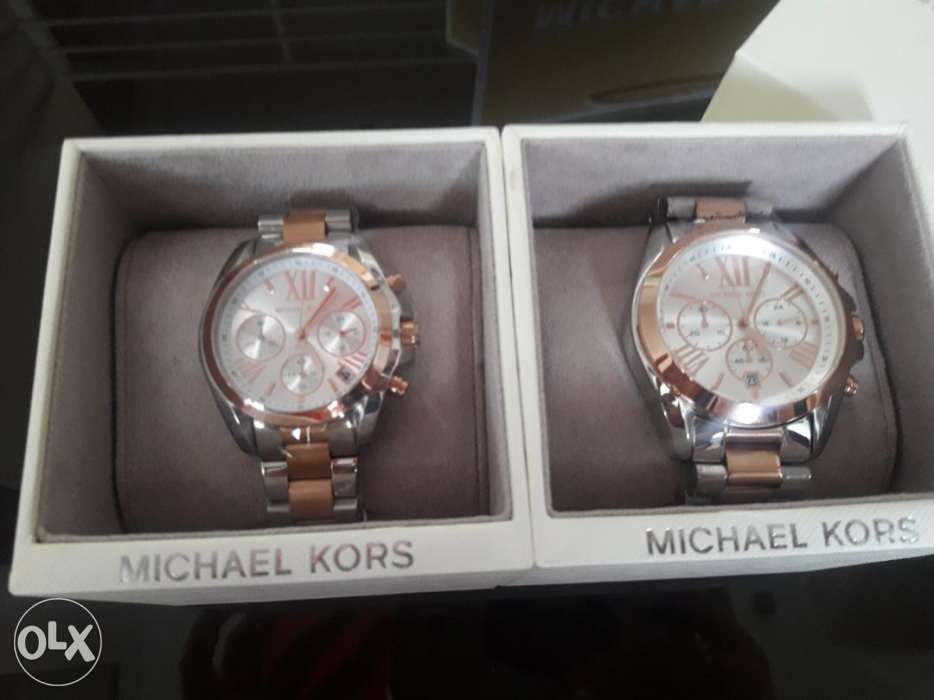 c9e475252a733 Authentic Michael Kors Couple Watch in Mandaluyong