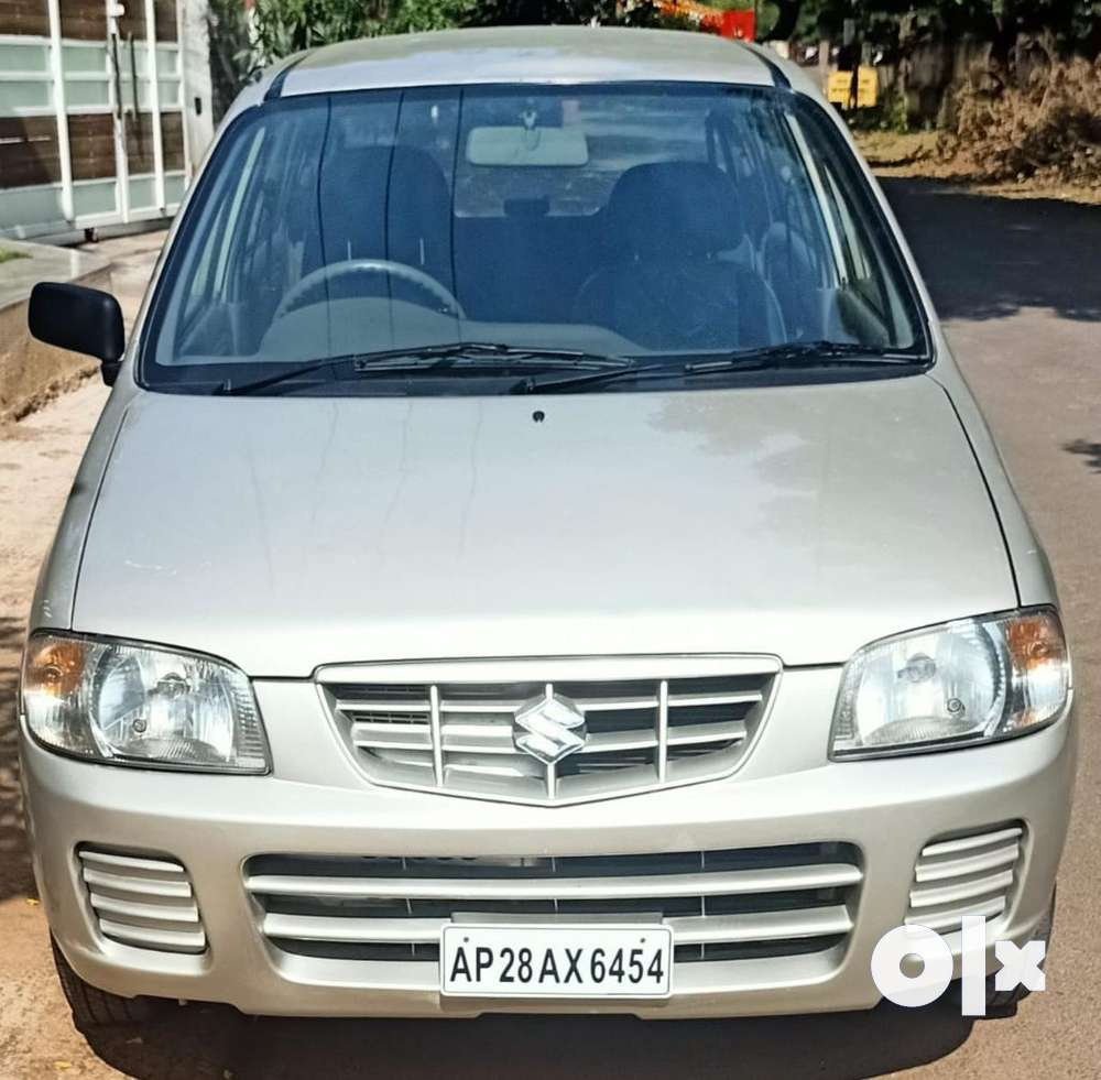 Buy Suzuki Alto Maruti 800 Olx Cars In Hyderabad The Supermarket Of Used Cars