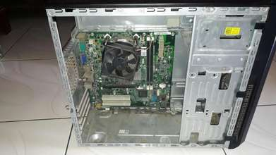 Core2duo 2,93 mhz + mobo + casing dell built up