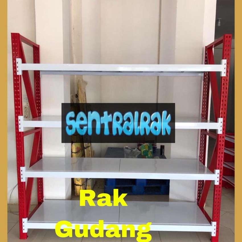 Rak Gondola Rak Gudang Grosir Toko Perlengkapan Usaha 801869349