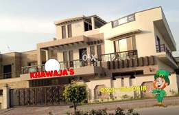 Amazing opportunity 500sy House in Bahria (sorry 4 dealer) _Khawaja's