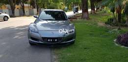 Mazda rx8 sale for exchange