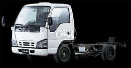 All commercial vehicles available on instalments