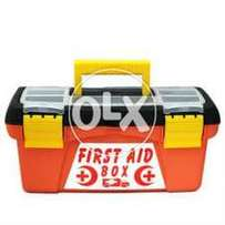 First Aid Box with Full Accessories