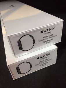 I Watch Series 3 42mm Gray New