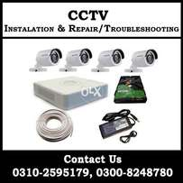 CCTV installation, wiring , repair and trouble shooting