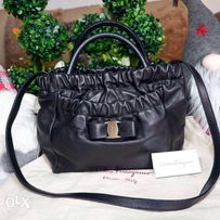 Ferragamo black bag - View all ads available in the Philippines - OLX.ph d1503ef7c8