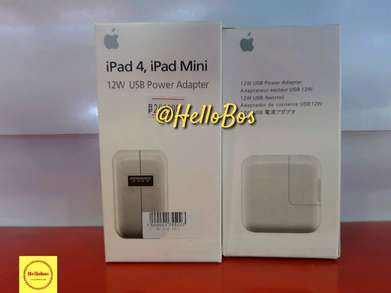 Usb Power Adapter For ipad 4 and ipad mini APPLE ORIGINAL