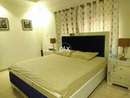 1kanal Fully furnished Upper portion 3Bed Room for rent in Bahria Ph 4