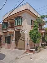5 Marla Corner House Available in Peoples Colony W Block