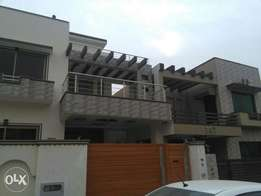 A 10 Marla house upper portion for rent in bahria town ph4