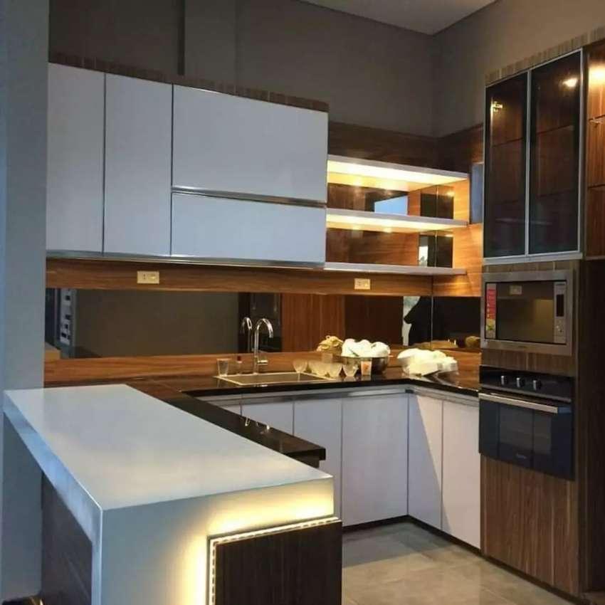 Kitchen Set Minimalis Murah Mebel 756254228