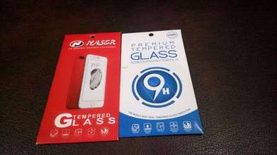 Tempered Glass 9H 0.4mm Samsung A6 A6 Plus -bening