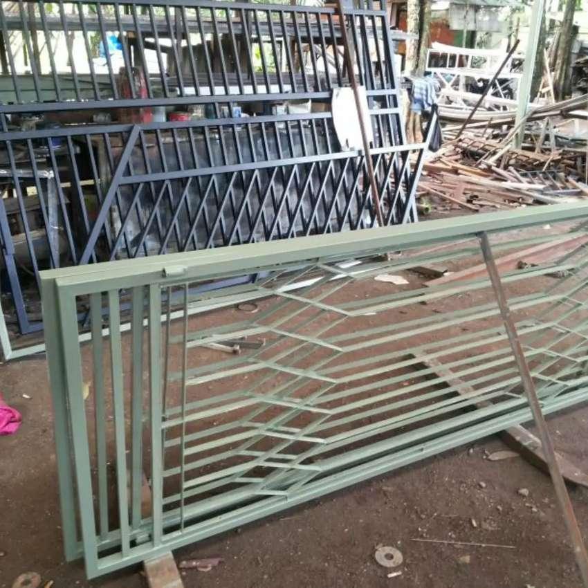 Pagar Minimalis Stenlis Dan Teralis Balkon Dll Konstruksi Dan