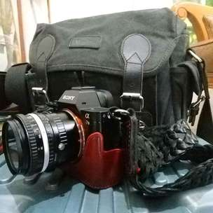Camera Sony a7 mark2 second