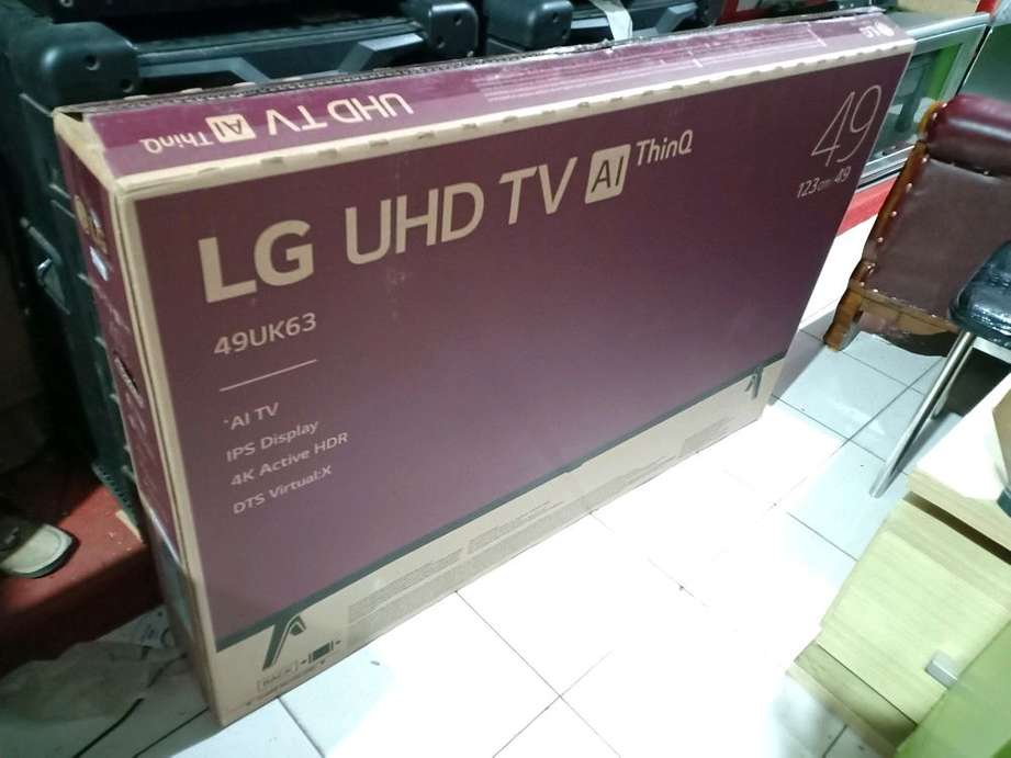TV LED LG 49 inci smart tv gambar UHD - Makassar Kota - TV   Audio ... 9b223a222f