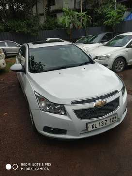 Used Chevrolet Cruze Cars For Sale In Kerala 30 463 Second Hand