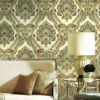 Affordable price good quality Pvc Wallpaper. Vinyl wooden floors