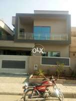 10Marla Full house 3 bed room For rent in Bahria Town phase 4 Rwp