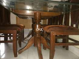 Dinning And Table Avaliable For Sell