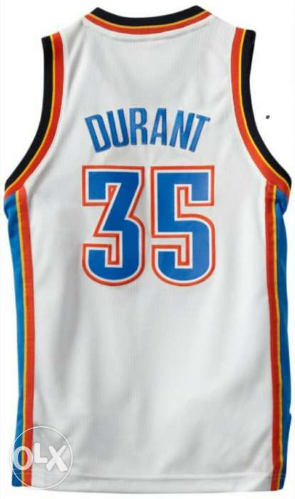 finest selection b60ba 1f30d nba jersey kevin durant okc oklahoma city thunder in Pasig ...