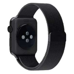Ayoo Dropship!! Lerxiuer Milanese Watchband untuk Apple Watch 42mm