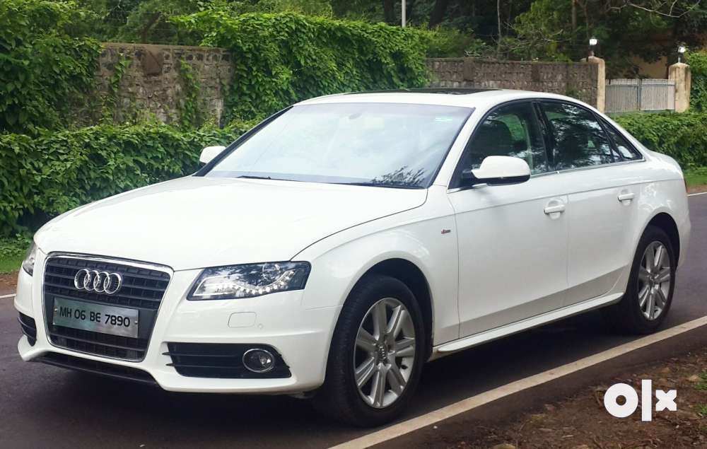 Used Audi A8 Narendra Nagar Nagpur Prices Waa2