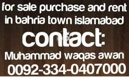 10 marla plot for-sale in bahria town phase 8 sector F-2