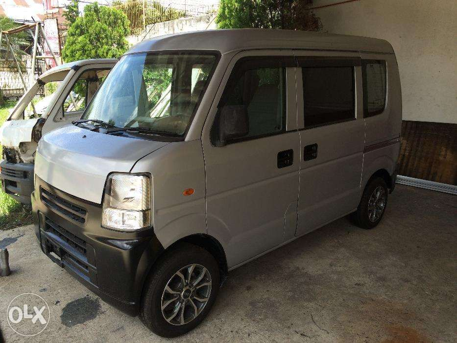 Suzuki Multicab Da64v Transformer New Model Van 4x4 4wd 4wheel Drive