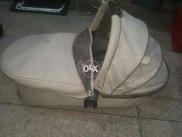 Cary cot car chair