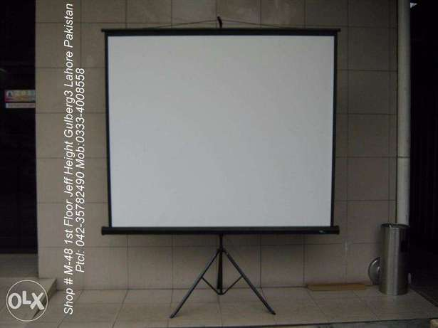 Projection Screens in all sizes