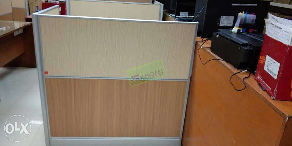 Office Partition Full Fabric Glass Furniture Supplier In Pasig