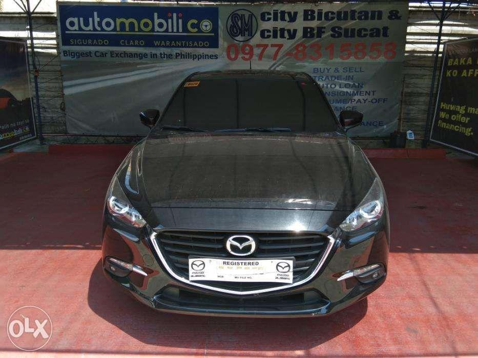72411d0e54 2018 Mazda 3 Gas AT - Automobilico SM City Bicutan in Parañaque ...