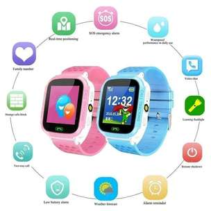 Smartwatch W16 kids watch smart LBS SoS jamtangan Anak