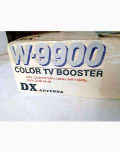 DX Antena TV Booster W-9900