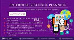 ERP Software System for Sale