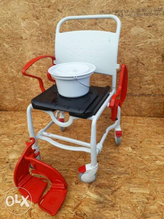 Commode shower Wheelchair Import from Germany in Manila, Metro ...