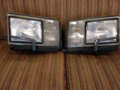 lampu us set w124 original