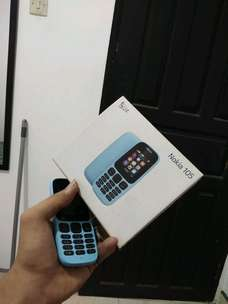 nokia 105 new original fullset