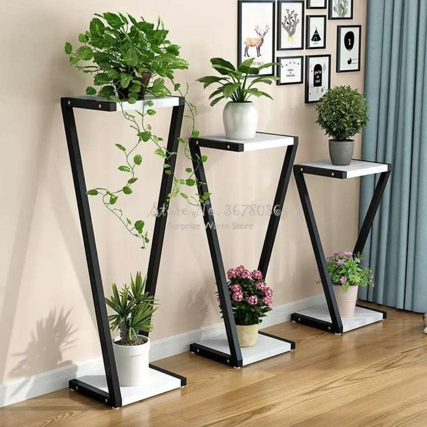 Rak Tanaman Rak Hias Rak Cafe Rak Furniture Desain Modern Mebel 785674603