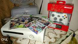 Xbox 360 with updates 3.0 just grab and play