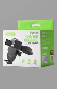 CAR HOLDER Robot RT Ch10 Stent Mobil Dashbord Center Console Car