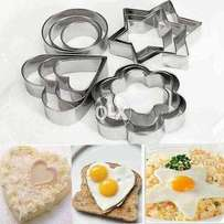 Cookies cutter set of 10