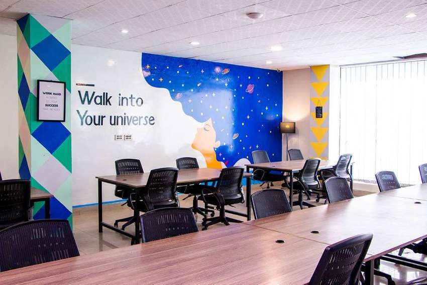 Shared Office Workspace Co Working Space In Lahore Pakistan Shops Offices Commercial Space 852786582