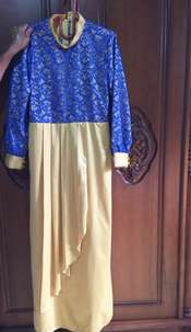 Dress Warna Biru
