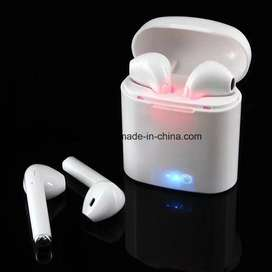 cd31019682283e i7S TWS Wireless Twins Bluetooth Airpod/Earbuds with Charging Dock