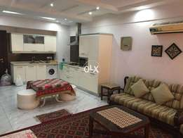Height 2 Extension one Bed apparmtnt for rent in Bahria town rwp