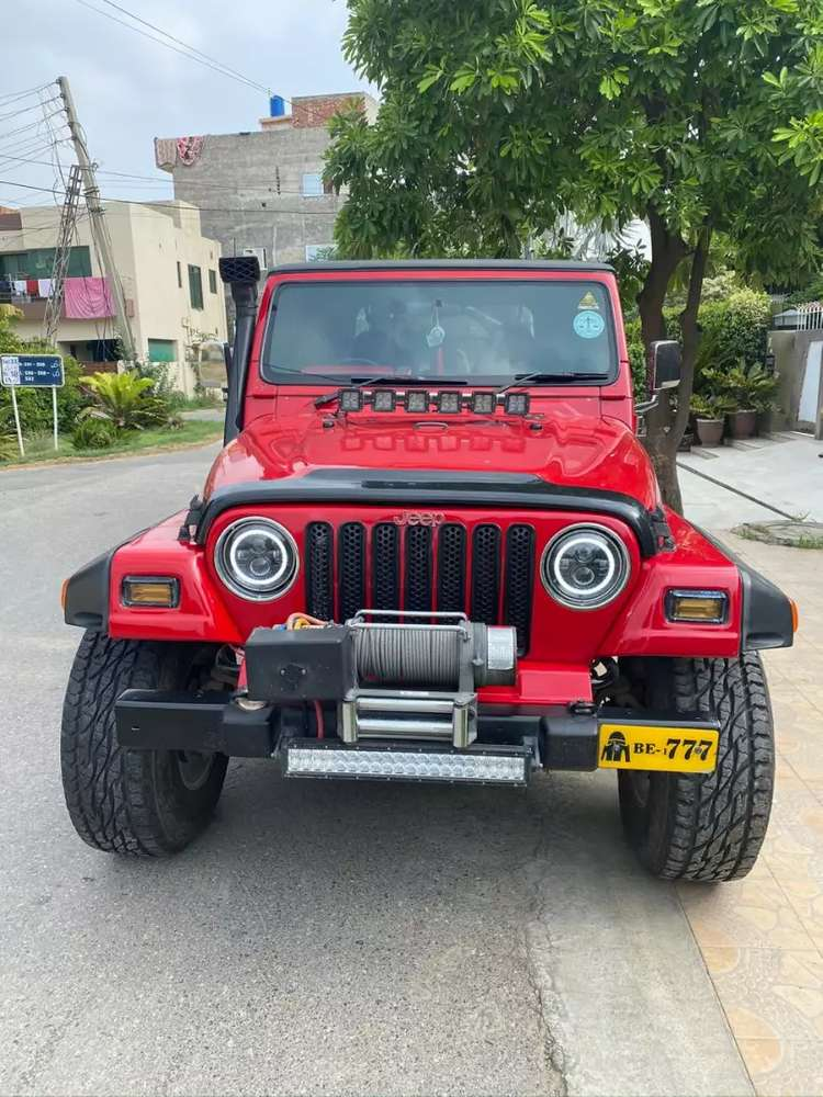 Jeep Wrangler Vehicles For Sale In Pakistan Olx Com Pk